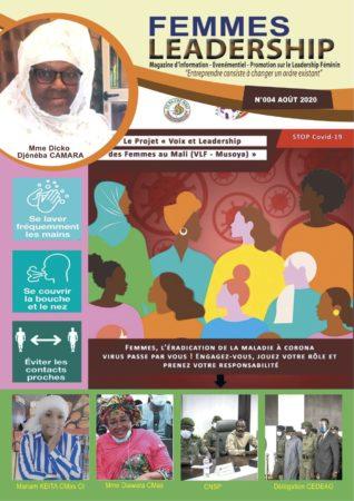 Magazine FEMMES LEADER 004